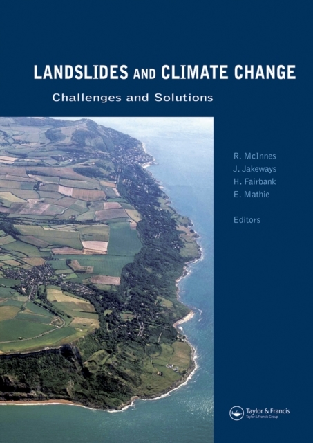 Landslides and Climate Change: Challenge