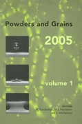 Powders and Grains 2005, Two Volume Set