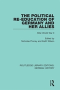 Political Re-Education of Germany and he