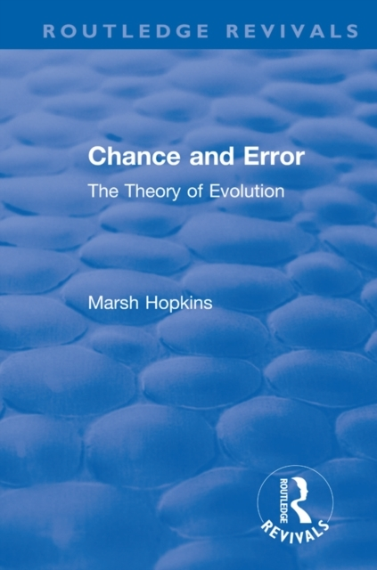 Chance and Error