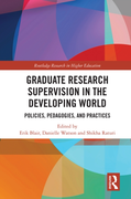 Graduate Research Supervision in the Dev