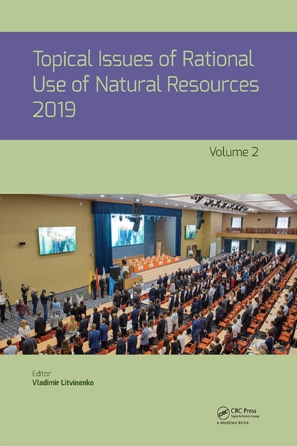 Topical Issues of Rational Use of Natura