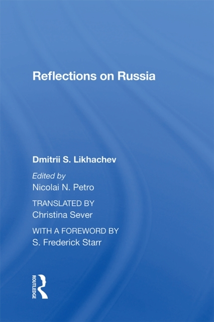 Reflections On Russia