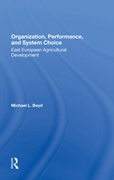 Organization, Performance, And System Ch