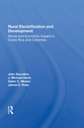Rural Electrification And Development
