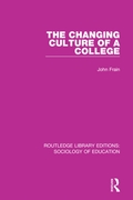 Changing Culture of a College