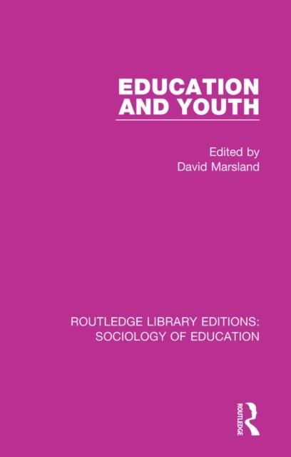 Education and Youth