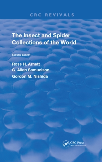 Insect & Spider Collections of the World