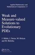 Weak and Measure-Valued Solutions to Evo