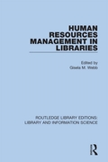 Human Resources Management in Libraries