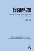Budgets for Acquisitions