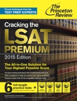 Cracking the LSAT Premium Edition with 6