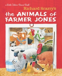 Richard Scarry's The Animals of Farmer J