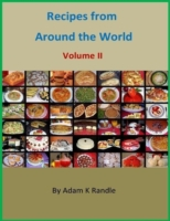 Recipes from Around the World: Volume II