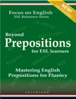 Beyond Prepositions for ESL Learners - M