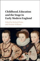 Childhood, Education and the Stage in Ea