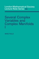 Several Complex Variables and Complex Ma