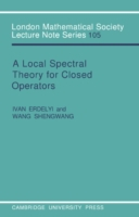 Local Spectral Theory for Closed Operato
