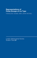Representations of Finite Groups of Lie