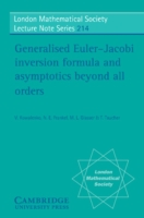Generalised Euler-Jacobi Inversion Formu
