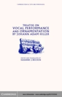 Treatise on Vocal Performance and Orname