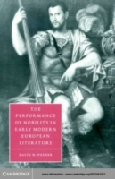 Performance of Nobility in Early Modern