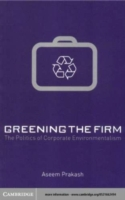 Greening the Firm