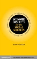 Economic Concepts for the Social Science