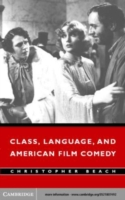Class, Language, and American Film Comed