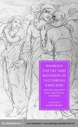 Women's Poetry and Religion in Victorian