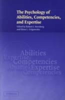 Psychology of Abilities, Competencies, a