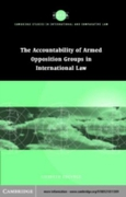 Accountability of Armed Opposition Group