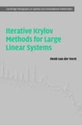 Iterative Krylov Methods for Large Linea