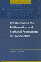 Introduction to the Mathematical and Sta