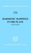Harmonic Mappings in the Plane