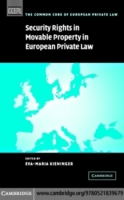 Security Rights in Movable Property in E