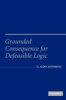 Bilde av Grounded Consequence For Defeasible Logi