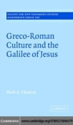 Greco-Roman Culture and the Galilee of J