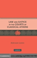 Bilde av Law And Justice In The Courts Of Classic