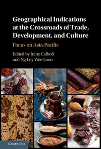 Geographical Indications at the Crossroa