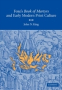 Foxe's 'Book of Martyrs' and Early Moder