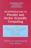 Introduction to Parallel and Vector Scie