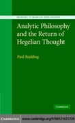 Analytic Philosophy and the Return of He