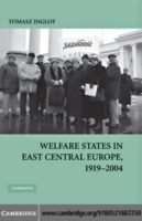 Welfare States in East Central Europe, 1