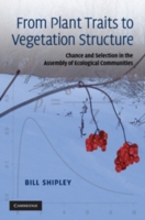 From Plant Traits to Vegetation Structur