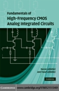 Fundamentals of High-Frequency CMOS Anal