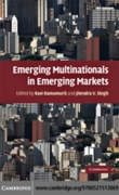 Emerging Multinationals in Emerging Mark