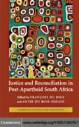 Justice and Reconciliation in Post-Apart