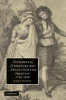Sentimental Literature and Anglo-Scottis