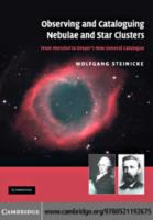 Observing and Cataloguing Nebulae and St